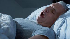 Hvad er søvnapnø